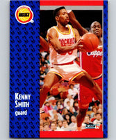 1991-92 Fleer #78 Kenny Smith Rockets NBA Basketball