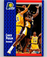 1991-92 Fleer #84 Chuck Person Pacers NBA Basketball