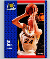 1991-92 Fleer #86 Rik Smits Pacers NBA Basketball