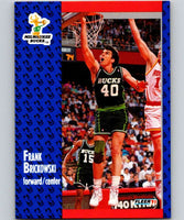 1991-92 Fleer #113 Frank Brickowski Bucks NBA Basketball