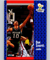 1991-92 Fleer #119 Danny Schayes Bucks NBA Basketball