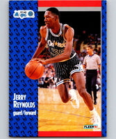 1991-92 Fleer #146 Jerry Reynolds Magic NBA Basketball