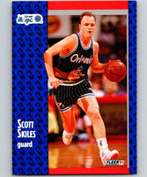 1991-92 Fleer #148 Scott Skiles Magic NBA Basketball