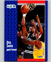 1991-92 Fleer #149 Otis Smith Magic NBA Basketball