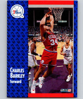 1991-92 Fleer #151 Charles Barkley 76ers NBA Basketball