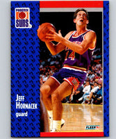 1991-92 Fleer #160 Jeff Hornacek Suns NBA Basketball