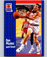 1991-92 Fleer #163 Dan Majerle Suns NBA Basketball