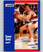 1991-92 Fleer #167 Danny Ainge Blazers NBA Basketball