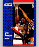 1991-92 Fleer #169 Kevin Duckworth Blazers NBA Basketball