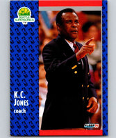 1991-92 Fleer #191 K.C. Jones CO NBA Basketball