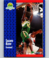 1991-92 Fleer #192 Shawn Kemp NBA Basketball