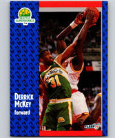 1991-92 Fleer #193 Derrick McKey NBA Basketball