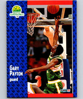 1991-92 Fleer #194 Gary Payton NBA Basketball