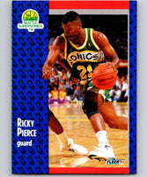 1991-92 Fleer #195 Ricky Pierce NBA Basketball