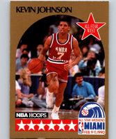 1990-91 Hoops #19 Kevin Johnson SP Suns AS NBA Basketball
