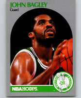 1990-91 Hoops #38 John Bagley Celtics NBA Basketball