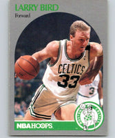 1990-91 Hoops #39 Larry Bird Celtics NBA Basketball