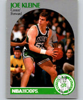 1990-91 Hoops #42 Joe Kleine Celtics NBA Basketball