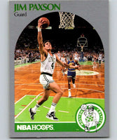1990-91 Hoops #46 Jim Paxson SP Celtics NBA Basketball