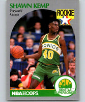1990-91 Hoops #279 Shawn Kemp RC Rookie NBA Basketball