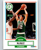 1990-91 Fleer #12 Kevin McHale Celtics NBA Basketball