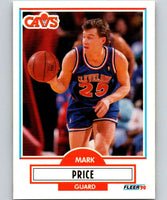 1990-91 Fleer #36 Mark Price Cavaliers NBA Basketball