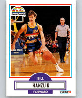 1990-91 Fleer #49 Bill Hanzlik Nuggets NBA Basketball