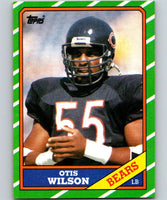 1986 Topps #23 Otis Wilson Bears NFL Football