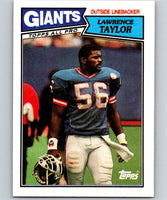 1987 Topps #26 Lawrence Taylor NY Giants NFL Football