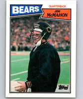1987 Topps #44 Jim McMahon Bears NFL Football
