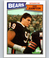 1987 Topps #53 Dan Hampton Bears NFL Football