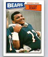 1987 Topps #55 William Perry Bears NFL Football