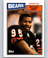 1987 Topps #56 Richard Dent Bears NFL Football
