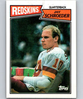 1987 Topps #63 George Rogers Redskins TL NFL Football