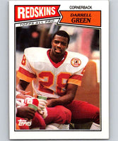 1987 Topps #77 Darrell Green Redskins NFL Football