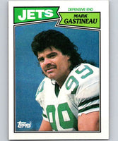 1987 Topps #135 Mark Gastineau NY Jets NFL Football