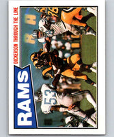 1987 Topps #144 Eric Dickerson LA Rams TL NFL Football