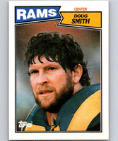 1987 Topps #151 Doug Smith LA Rams NFL Football