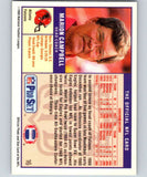 1989 Pro Set #16 Marion Campbell Falcons CO NFL Football