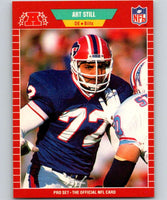 1989 Pro Set #30 Art Still Bills NFL Football