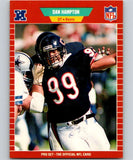 1989 Pro Set #41 Dan Hampton Bears NFL Football
