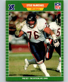 1989 Pro Set #45 Steve McMichael Bears NFL Football