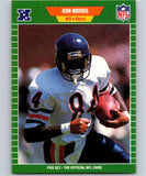 1989 Pro Set #47 William Perry/ SP Bears NFL Football