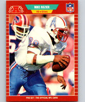 1989 Pro Set #152 Mike Rozier Oilers NFL Football