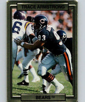 1989 Action Packed Test #2 Trace Armstrong Bears NFL Football