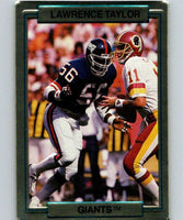 1989 Action Packed Test #20 Lawrence Taylor NY Giants NFL Football