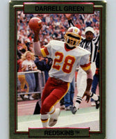 1989 Action Packed Test #22 Darrell Green Redskins NFL Football
