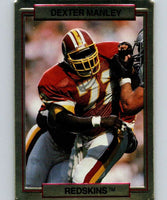 1989 Action Packed Test #23 Dexter Manley Redskins NFL Football