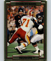 1989 Action Packed Test #24 Charles Mann Redskins NFL Football