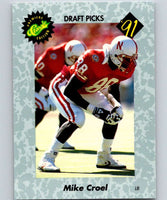 1991 Classic #5 Mike Croel NFL Football